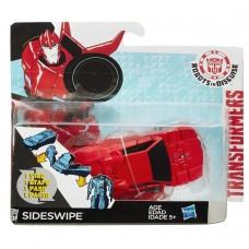 "Сайдсвайп ""Роботы под прикрытием"" - Sideswipe, RID, 1-Step, Hasbro"