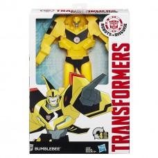 "Трансформер Бамблби ""Роботыподприкрытием"" 30СМ - Bumblebee, Titan Changers, Combiner Force, RiD, Hasbro"