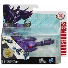 Игровой Робот Трансформер для мальчиков Фракшер, Роботы под прикрытием 12 см - Fracture, RID, 1-Step, Hasbro
