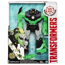 Трансформер Гримлок Гиперчэдж трансформация в 3 шага, 23 см - RID, Hasbro