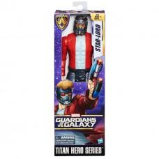Фигурка Звездный Лорд 30СМ из кф Стражи Галактики - Star-Lord, Guardians of the Galaxy, Titans, Hasbro