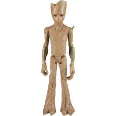 Игрушка-фигурка Hasbro, Грут, Марвел, 30 см - Groot, Marvel, Titan Hero Series