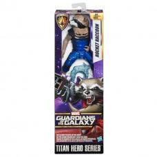 Реактивный енот (Ракета) из кф Стражи Галактики - Rocket Raccoon, Guardians of the Galaxy, Titans, Hasbro