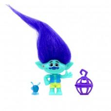 Игровая фигурка Цветан из мультфильма Тролли с фонариком и светлячком, высота 8 см - Branch, Trolls, Hasbro