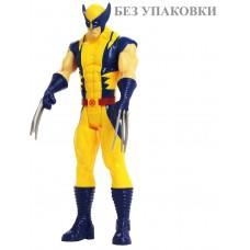 "Большая игрушка Росомаха, коллекция «Титаны» - Wolverine, ""Titan Hero Series"", Hasbro, 30 СМ"