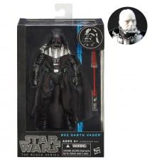 """Игрушка Дарт Вейдер со съемным шлемом """"Звездные Войны"""", Черная Серия - Darth Vader, #02, Hasbro"""