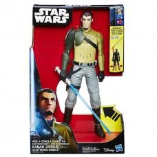 Игровая фигурка Кэнан Джаррус Звездные Войны: Повстанцы, 30 см, свет, звук - Kanan Jarrus, Star Wars Rebels