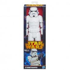 Игровая Фигурка Имперского Штурмовика Звездные Войны со съемным оружием, 30 см - Stormtrooper, Star Wars, Hasbro