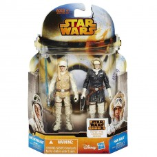 "Набор фигурок Люк Скайуокер и Хан Соло ""Звездные войны.Эпизод V"" - Luke Skywalker, Han Solo, Star Wars, Hasbro"