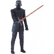 Игровая фигурка Кайло Рен Звездные Войны, световой меч, 30 см - Star Wars, Kylo Ren, Titan Hero Series, Hasbro