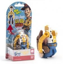 "Фигурка -трансформер Шериф Вуди из м/ф ""История игрушек"" - Sheriff Woody, Toy Story, Bandai"