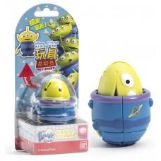 """Фигурка """"Яйцо-трансформер"""" зеленый инопланетянин - Little green men, Toy Story, Bandai"""