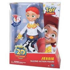 Игровая Говорящая Кукла Джесси История игрушек, 20 англ. фраз, 36 см, юбилейная - Jessie Toy Story Thinkway Toys
