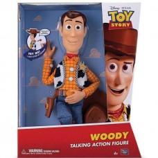 Игровая Говорящая Фигурка Шериф Вуди История игрушек 22 фразы, 38 см - Sheriff Woody, Talking Action Figure