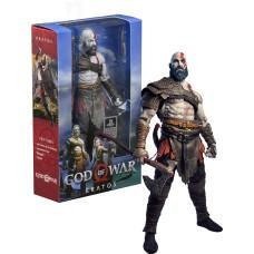 Коллекционная фигурка Кратос новинка 2018 года - Kratos, God of War, Neca 7 50523-02 az-49323