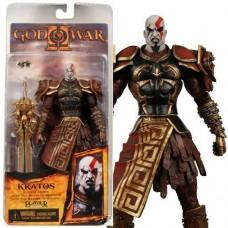 Фигурка в Кратоса в доспехах Ареса - Kratos in Ares armor, God Of War II, Neca 50374-02 az-49307