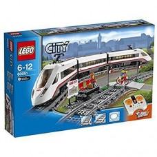 LEGO CITY 60051 High-Speed Passenger Train Скоростной пассажирский поезд