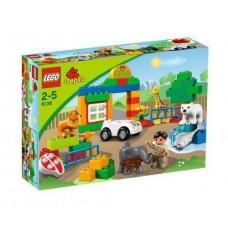 LEGO DUPLO 6136 My First Zoo Мой первый зоопарк