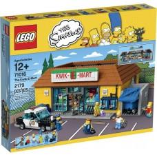 """LEGO LEGO Simpsons 71016 Kwik-E-Mart Магазин """"На скорую руку"""""""