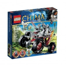 LEGO Legends of Chima 70004 Wakz' Pack Tracker Разведчик Вакза