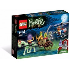 LEGO Monster Fighters 9462 The Mummy Мумия