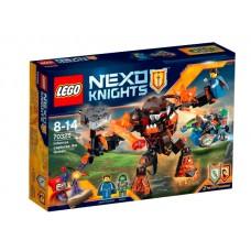 LEGO Nexo Knights 70325 Infernox captures the Queen Инфернокс захватывет королеву
