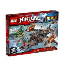 LEGO NINJAGO 70605 Misfortune's Keep Цитадель несчастий