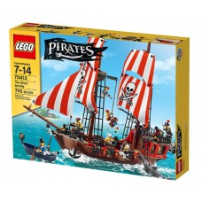 LEGO Pirates 70413 The Brick Bounty Кирпичный клад