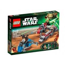LEGO Star Wars 75012 BARC Speeder with Sidecar Спидер BARC с боковым сиденьем 47540-10 tf-786649238