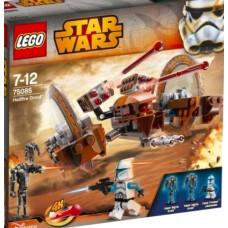 LEGO Star Wars 75085 Hailfire Droid Дроид Огненный град