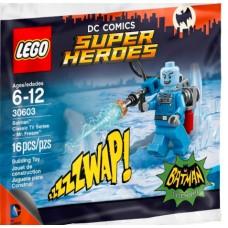 LEGO Super Heroes 30603 Batman Classic TV Series - Mr. Freeze Мистер Фриз - Классическое ТВ Шоу