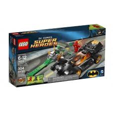 LEGO Super Heroes 76012 Batman: The Riddler Chase Преследование Загадочника