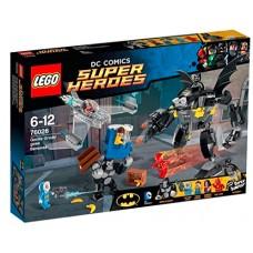 LEGO Super Heroes 76026 Gorilla Grodd Goes Bananas Горилла Гродд жаждет бананов