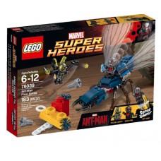 LEGO Super Heroes 76039 Ant-Man Final Battle Решающий бой Человека-муравья