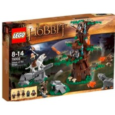 LEGO THE HOBBIT 79002 Attack of the Wargs Атака варгов