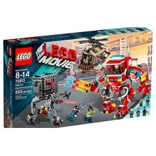 LEGO THE LEGO MOVIE 70813 Rescue Reinforcements Подкрепление спешит на помощь