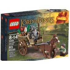 LEGO THE LORD OF THE RINGS 9469 Gandalf Arrives Прибытие Гэндальфа