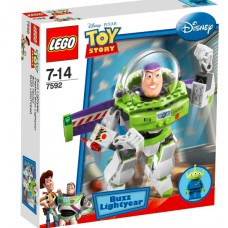 LEGO Toy Story 7592 Construct-a-Buzz Собери База