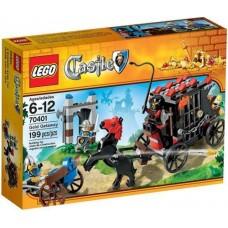LEGO CASTLE 70401 Gold Getaway Похищение золота