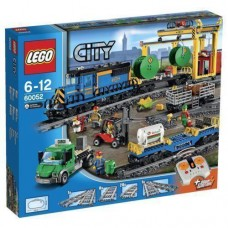 LEGO CITY 60052 Cargo Train Грузовой поезд