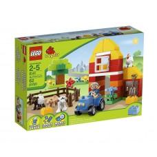 LEGO DUPLO 6141 My First Farm Моя первая ферма