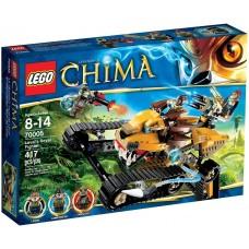 LEGO Legends of Chima 70005 Laval's Royal Fighter Королевский истребитель Лавала