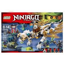 LEGO NINJAGO 70734 Master Wu Dragon Дракон Мастера Ву