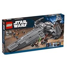 LEGO Star Wars 7961 Darth Mauls Sith Infiltrator Ситхский корабль-разведчик Дарта Мола 47511-10 tf-786649208