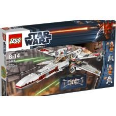 LEGO Star Wars 9493 X-wing Starfighter Икс-крылый Истребитель повстанцев
