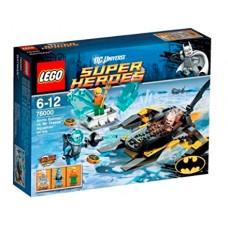 LEGO Super Heroes 76000 Arctic Batman vs. Mr Freeze : Aquaman on Ice Бэтмен против Фриза