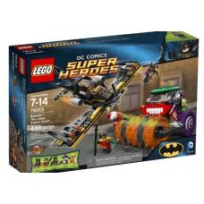 LEGO Super Heroes 76013 Batman: The Joker Steam Roller Паровой каток Джокера