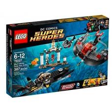 LEGO Super Heroes 76027 Black Manta Deep Sea Strike Подводный удар Чёрного Манты