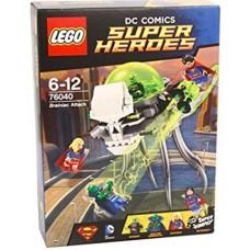 LEGO Super Heroes 76040 Brainiac Attack Атака Брейниака