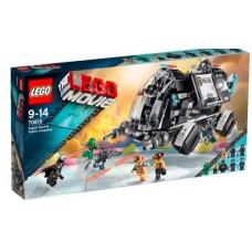 LEGO THE LEGO MOVIE 70815 Super Secret Police Dropship Суперсекретный десантный корабль полиции